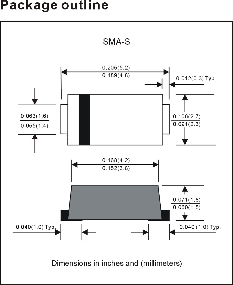 Black Holes Working Sma Diode